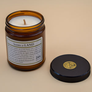 Scents of Land Wisteria Candle