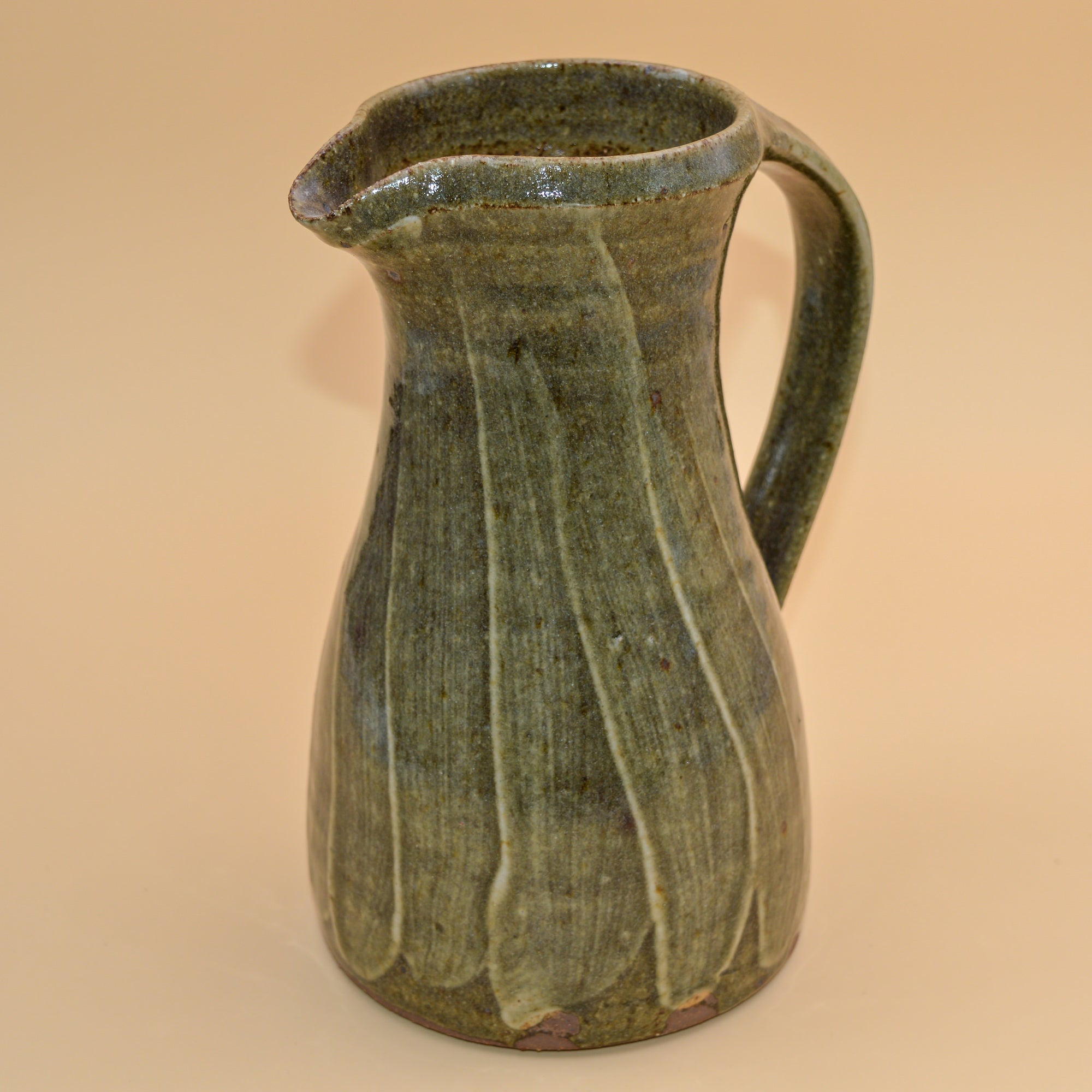 Leach Pottery Medium Jug (Ash)