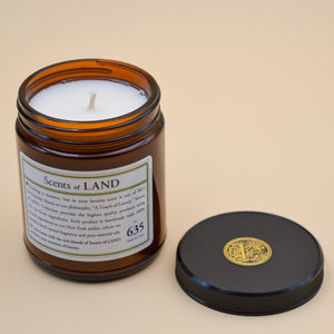 Scents of Land Rose Candle