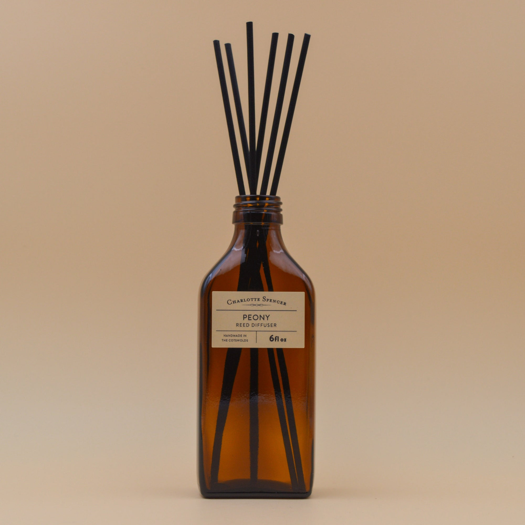Charlotte Spencer Peony Botany Reed Diffuser