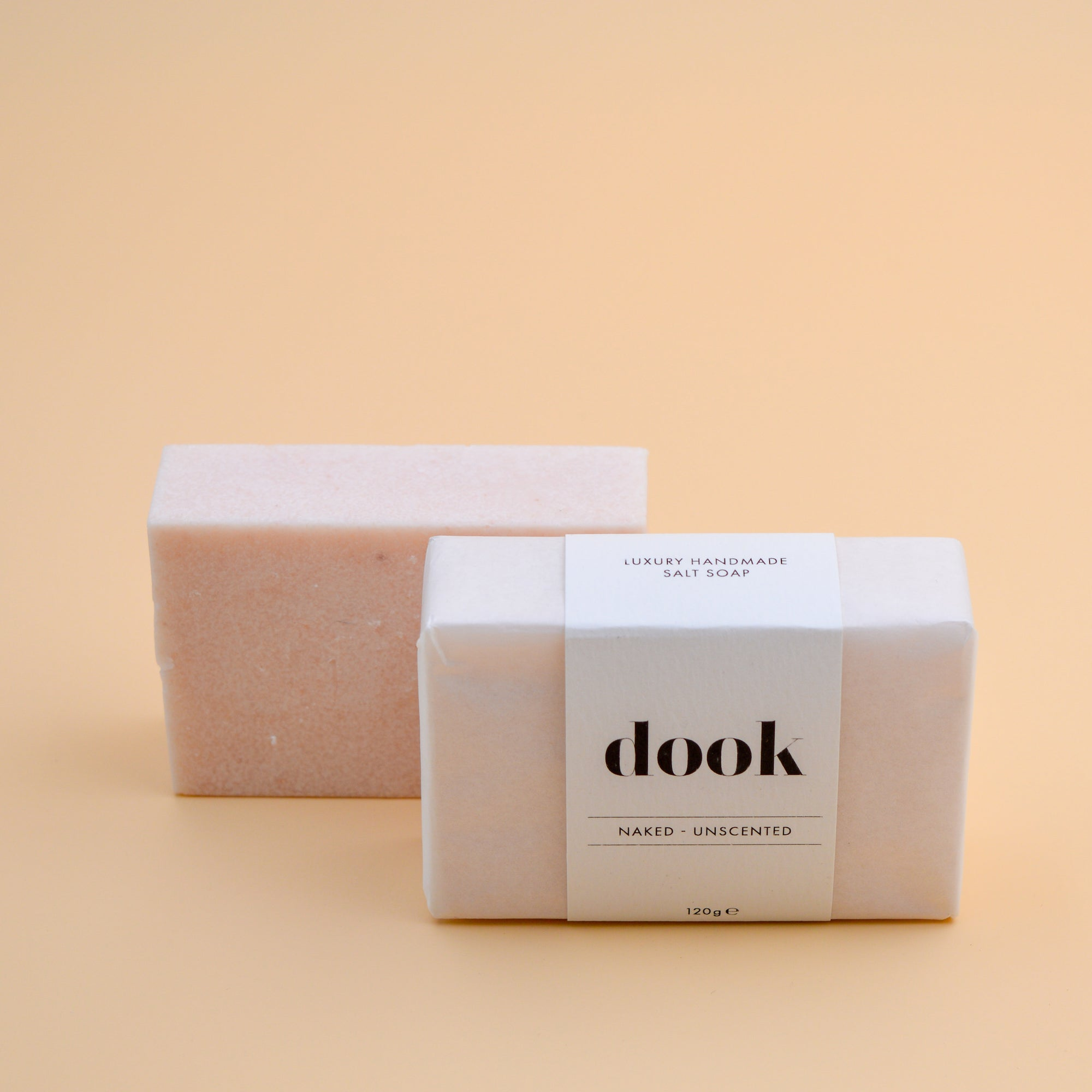 Naked Unscented Soap