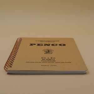 Hightide Penco Coil Large Notebook