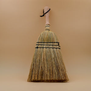 Medium Rice Straw Brush