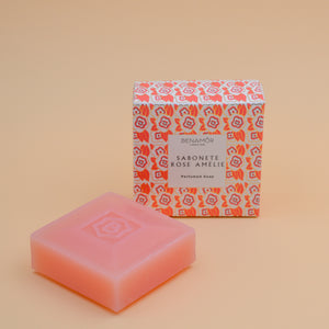 Benamôr Rose Amelie Soap