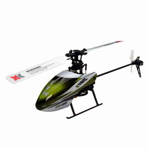 Falcom 6CH Flybarless RC Helicopter