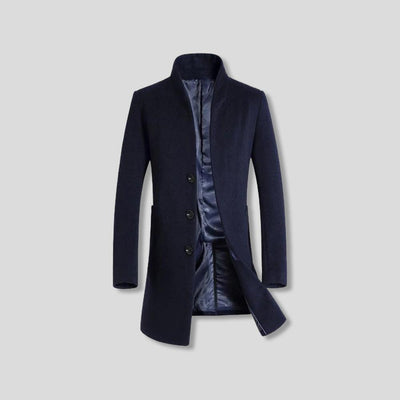 Soho Wool Trench Coat