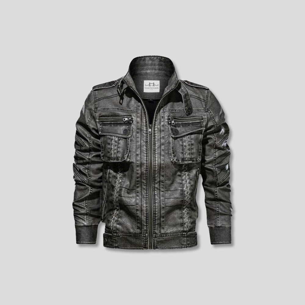 Coleraine Rider Leather Jacket