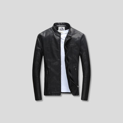 Arbroath Winter Leather Jacket