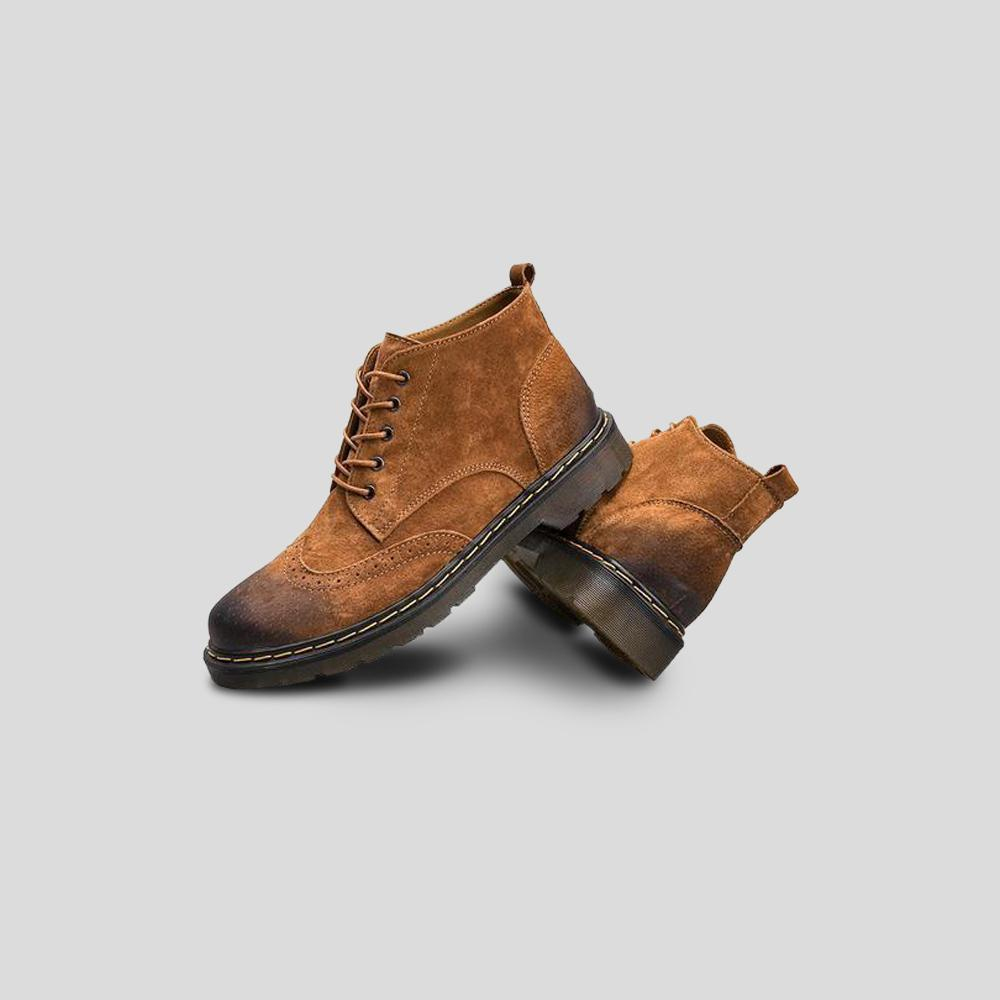 Nigg Vintage Leather Boots