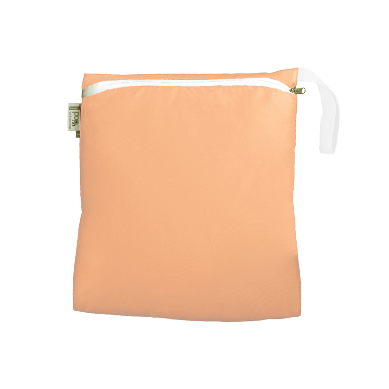 Pop-in Reusable wipes - Peach Fizz