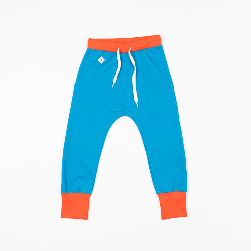 Mason Pants - Methyl Blue