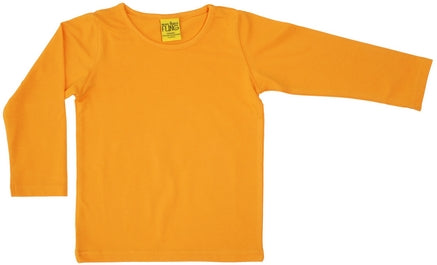 MTAF Long Sleeve Top - Orange