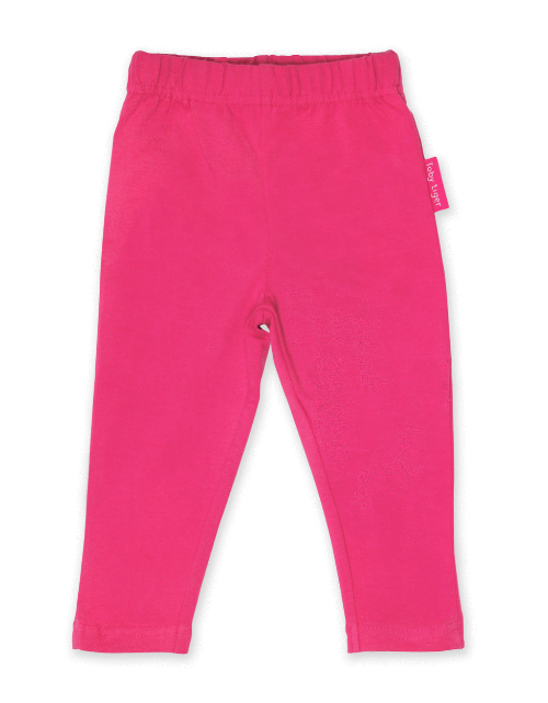Pink Basic Leggings