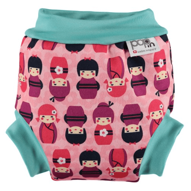Pop-in Swim Nappy - Kokeshi Doll