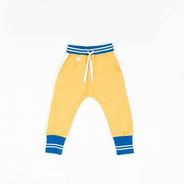 Mason Pants - Bright Gold