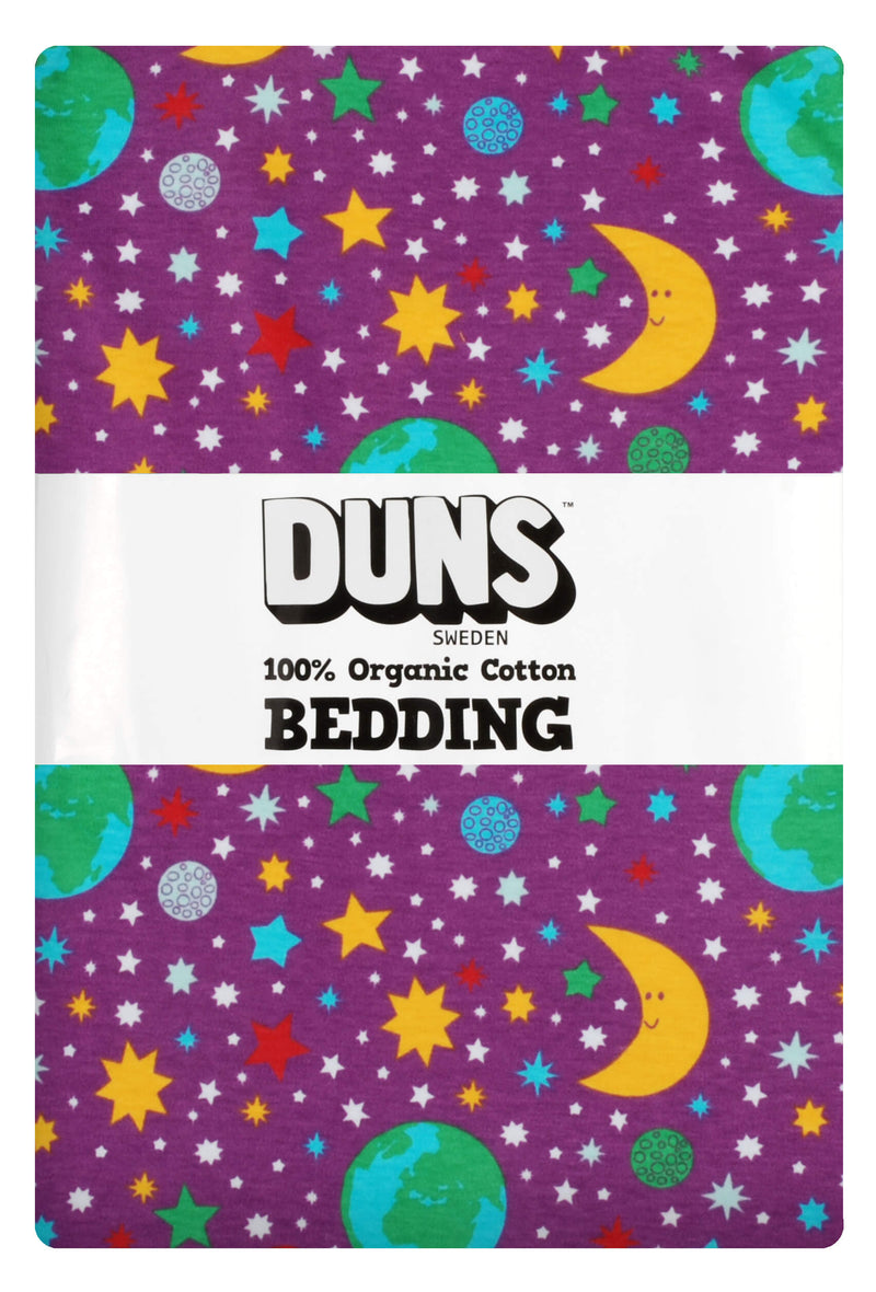 NZ Single Size Bedding - Mother Earth - Bright Violet