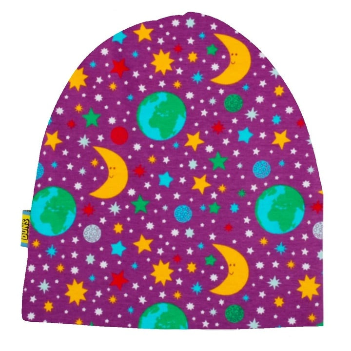 Double Layer Hat - Mother Earth - Bright Violet