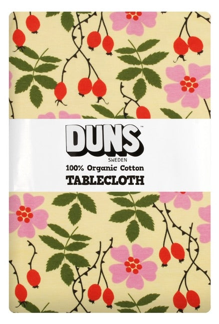 Tablecloth - Rosehip - Yellow