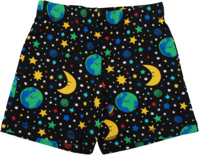 Short Pants - Mother Earth - Black