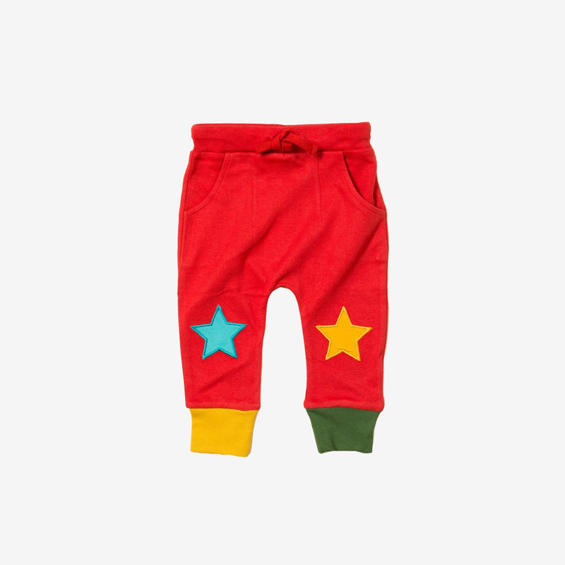 Red Star Joggers