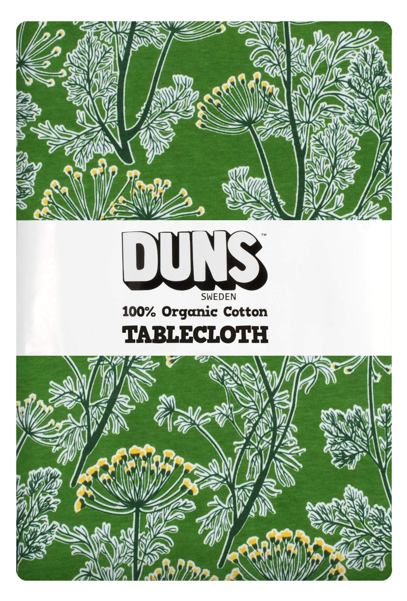 Tablecloth - Dill - Cactus Green