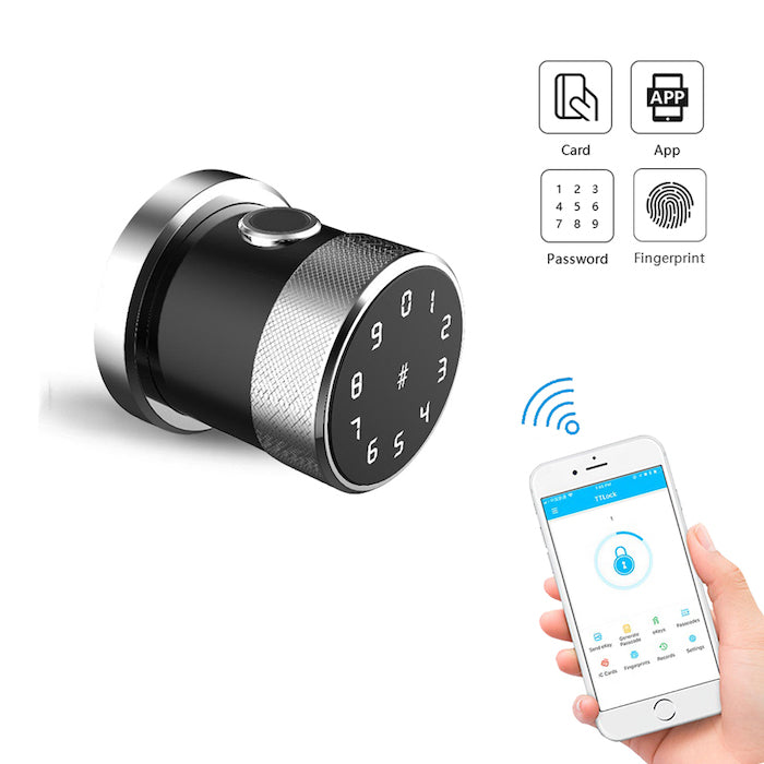 Aura Smart Lock (And Wi-Fi Gateway)