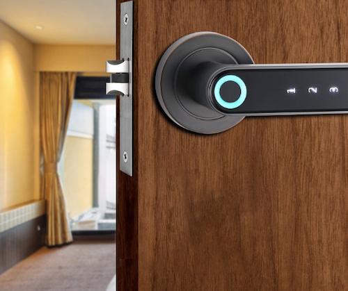 Veti Smart Lock (Upgraded + with Wi-Fi Gateway)