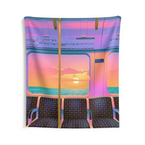 Indoor Wall Tapestries - The Paradise Express