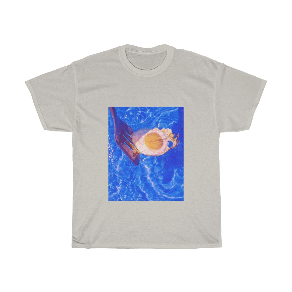 Unisex Heavy Cotton Tee - Sunny Side Up