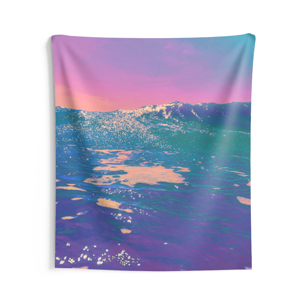 Indoor Wall Tapestries - Hawaiian Sea Breeze
