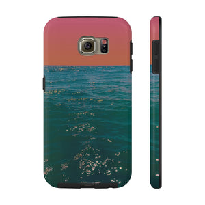 Case Mate Tough Phone Cases - Burning Summer's Evening