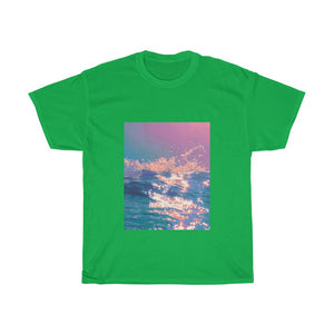 Unisex Heavy Cotton Tee - Radiance