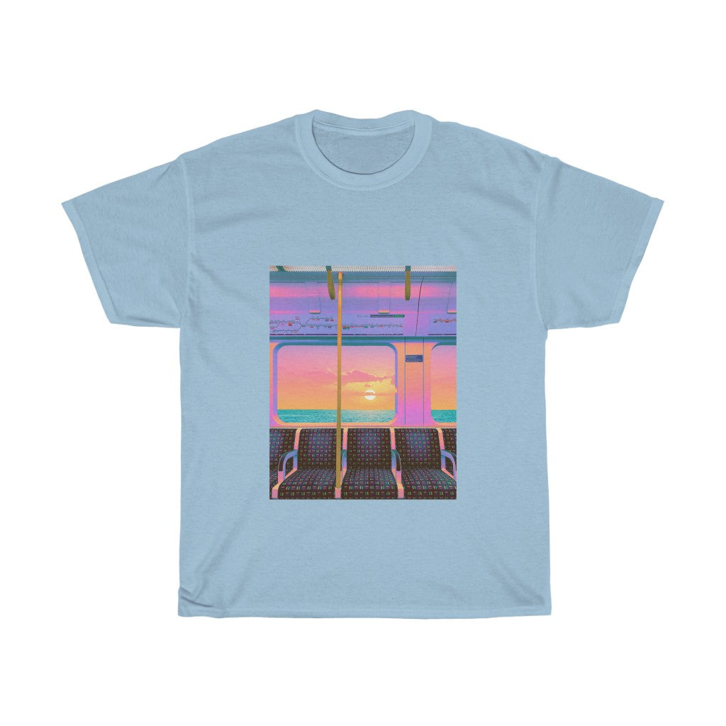 Unisex Heavy Cotton Tee - The Paradise Express