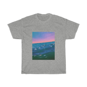 Unisex Heavy Cotton Tee - Tides of Fortune