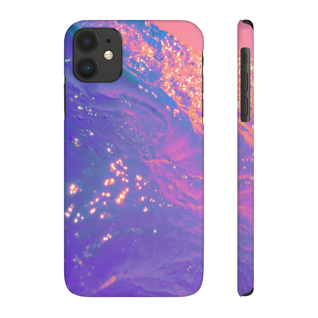 Case Mate Slim Phone Cases - Sunset Fusion