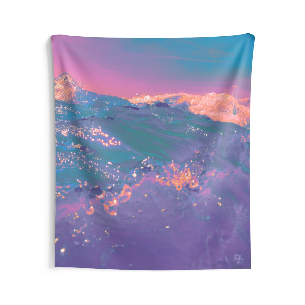 Indoor Wall Tapestries - You Know Where To Find Me