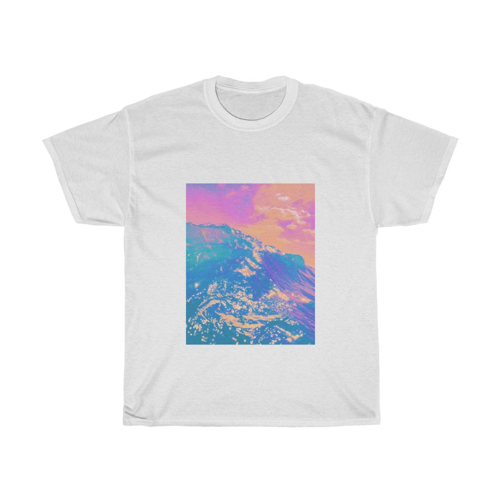Unisex Heavy Cotton Tee - Moving Mountains