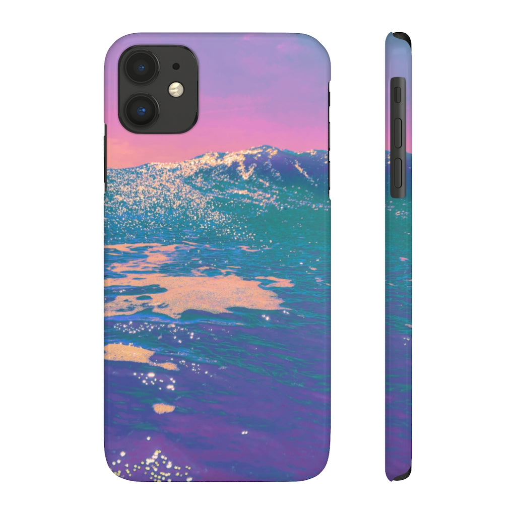 Case Mate Slim Phone Cases - Hawaiian Sea Breeze