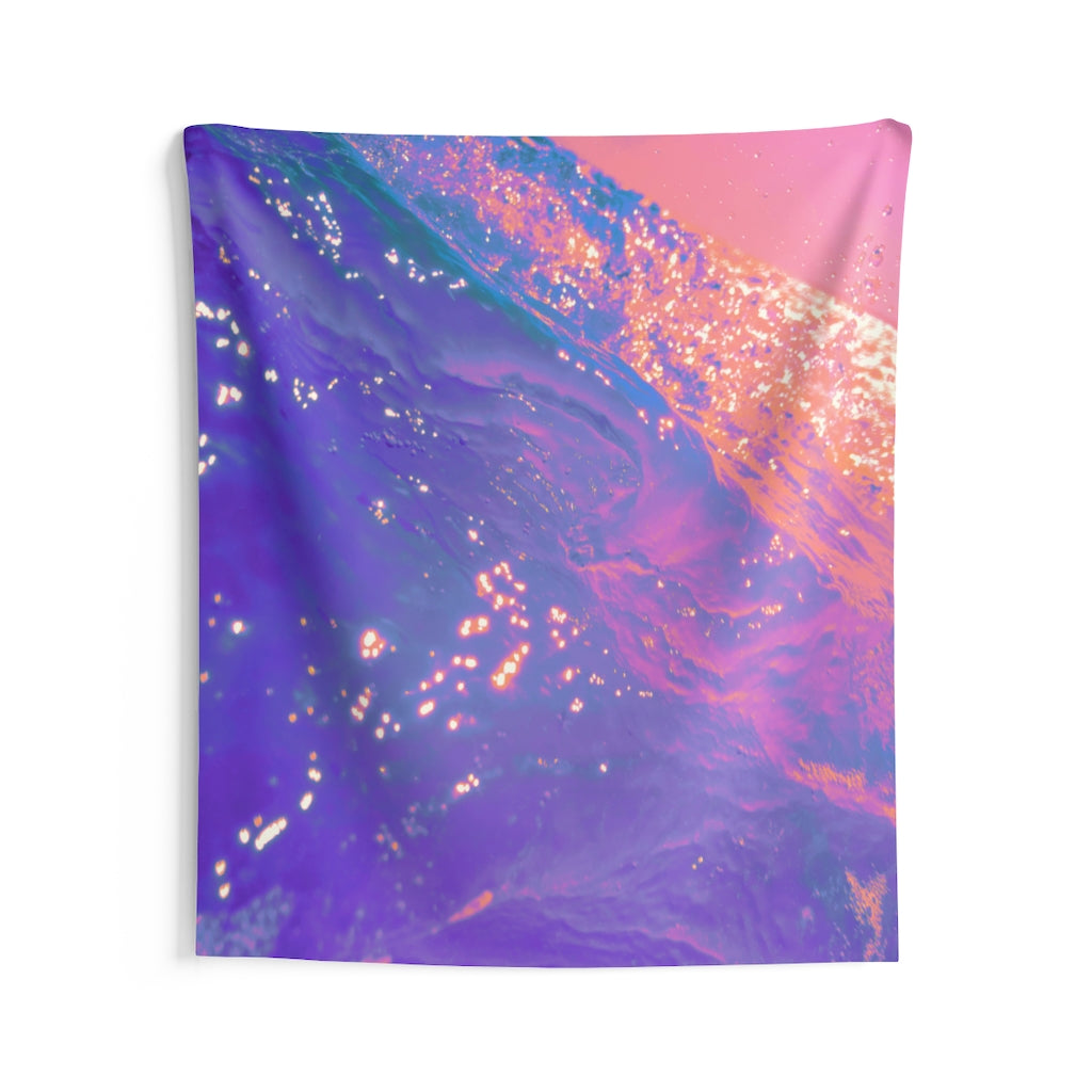 Indoor Wall Tapestries - Sunset Fusion
