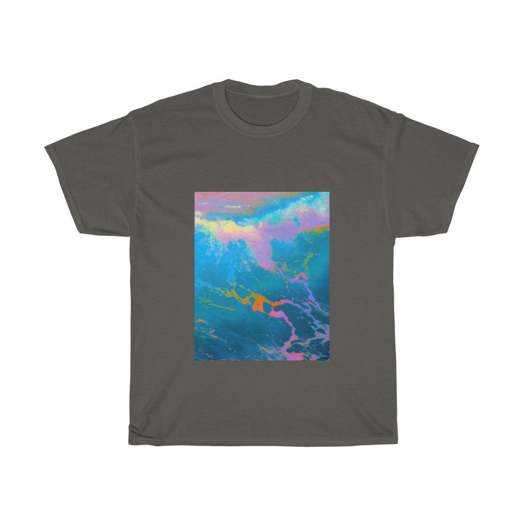 Unisex Heavy Cotton Tee - Mermaid's Bath Water
