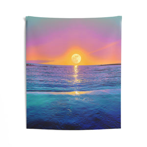 Indoor Wall Tapestries - Magic Moon