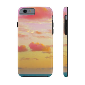 Case Mate Tough Phone Cases - Cotton Candy Clouds
