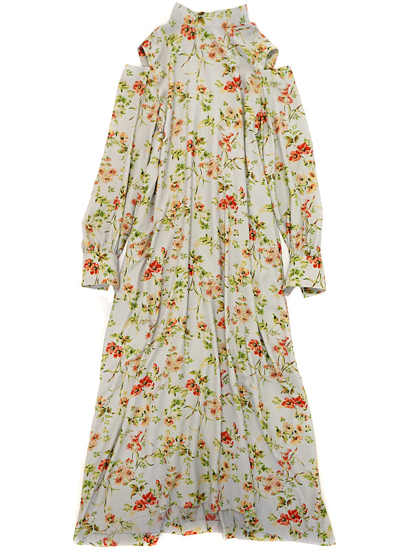 《SALE》BLOOMING AOZAI LONG DRESS (70%OFF)