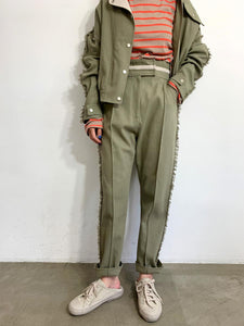 《SALE》FRINGE SAILOR PANTS (50%OFF)