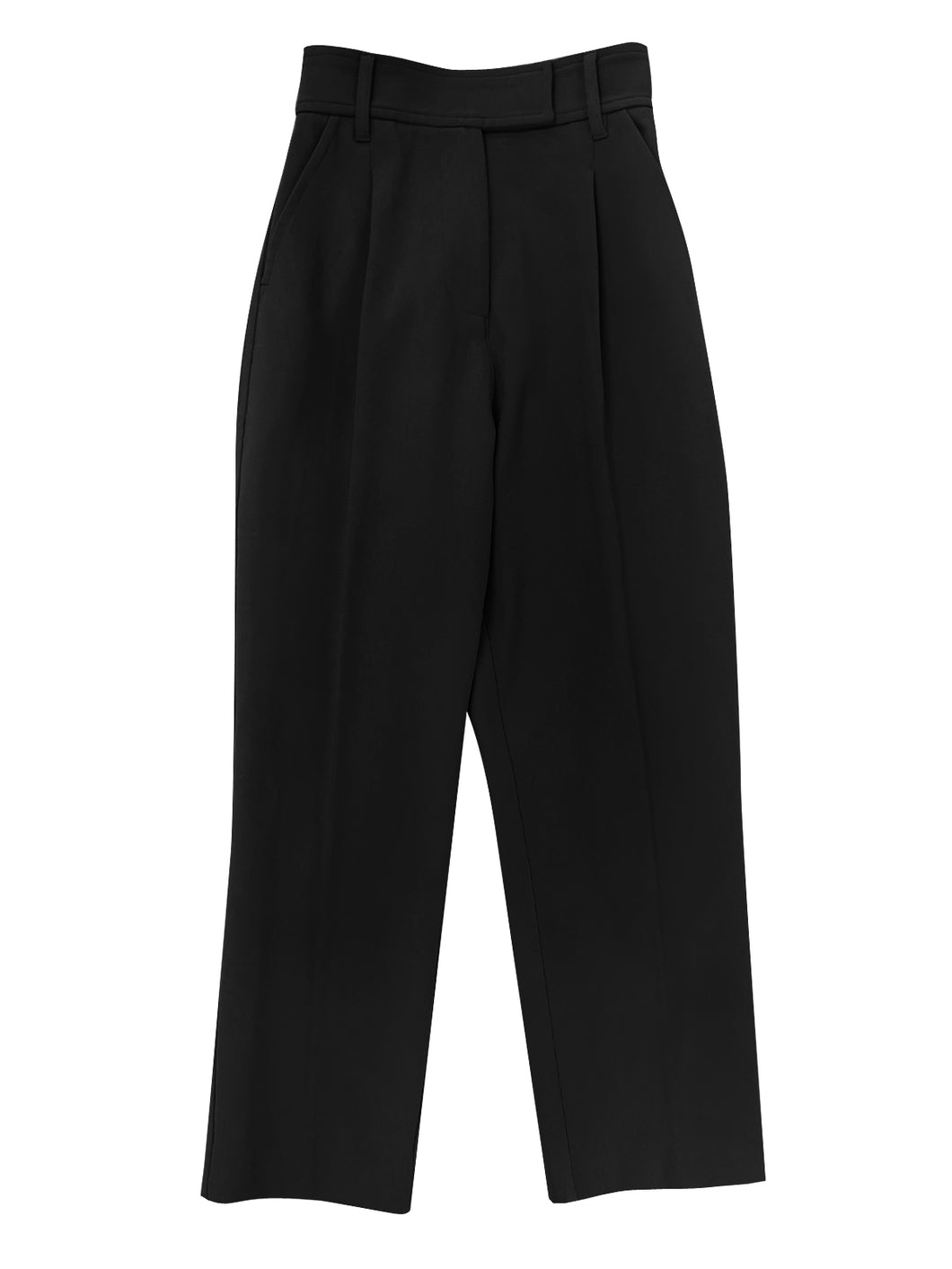 TUCK EFFECT PANTS