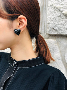 THE LAND MARBLE EARRING