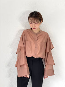 RELAX SHEER BLOUSE