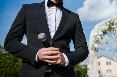 Groom's Speech Tips and Ideas