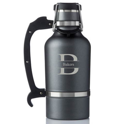 Engraved Insulated Growler