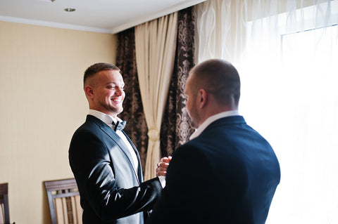 Wedding Day Pep Talk For The Groom – Six Guidelines To Follow